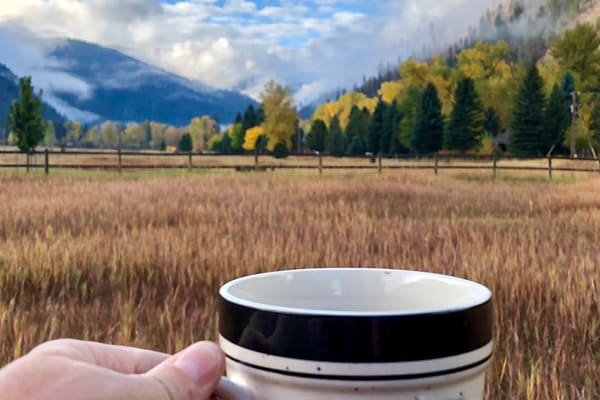 Rock Creek Montana Vacation Rental
