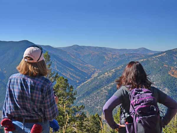 Hiking Trails near Rock Creek Montana