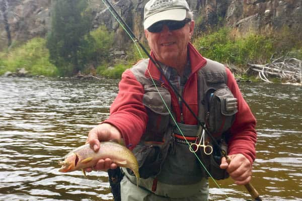 September Fly Fishing on Rock Creek Montana